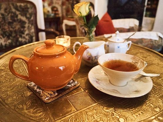 Die besten Teestuben in Dresden