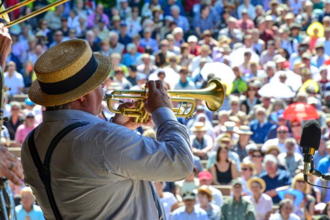 Das Dixielandfestival wird wieder großartig werden! Foto © by Hendrik Meyer