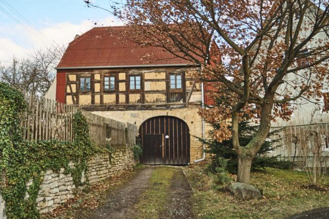 Bauernhof in Altgompitz