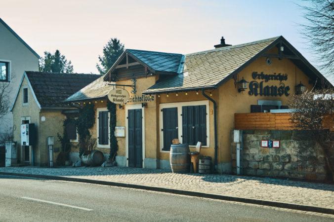 Restaurant Erbgerichtsklause in Niederpoyritz
