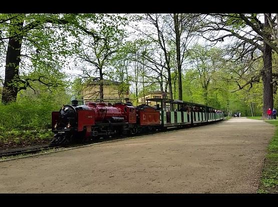 Am 25. März beginnt die neue Fahrsaison der Parkeisenbahn im Großen Garten. 11.30Uhr ist die erste Fahrt. | Foto: Jan Claus