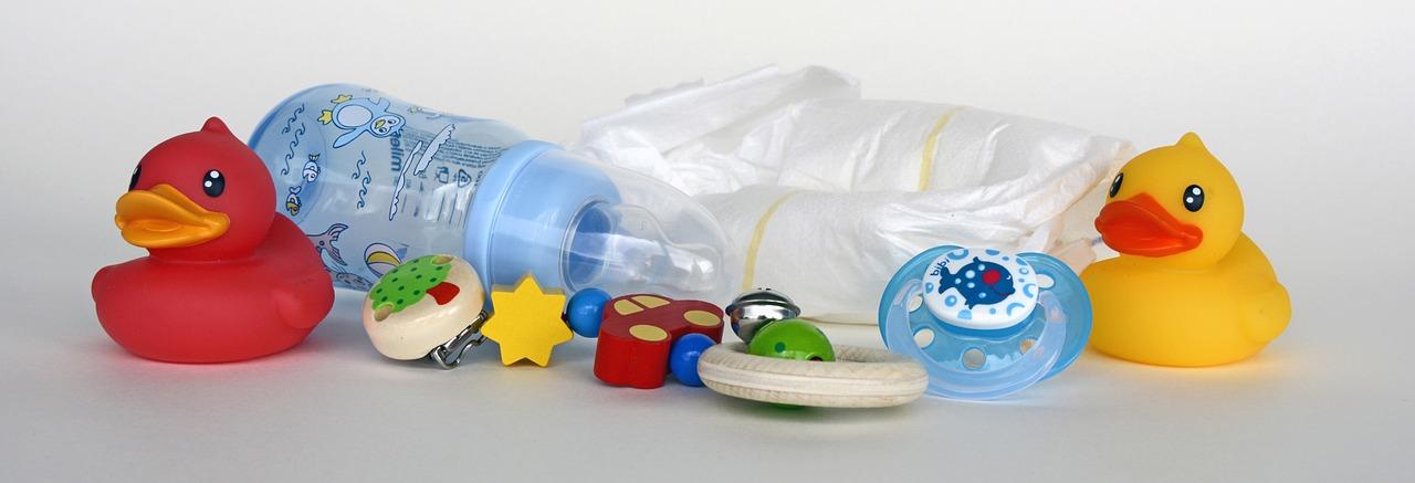 Grundausstattung für Babysitter?