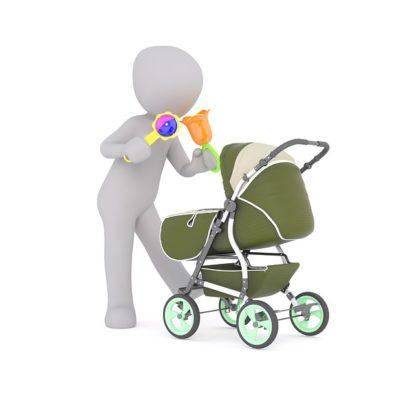 Babysitter für jungen und größeren Nachwuchs