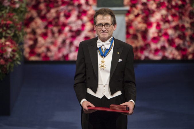 Ben Feringa hat 2016 den Nobelpreis in Medizin erhalten.   Foto: © Nobel Media AB/ Pi Frisk