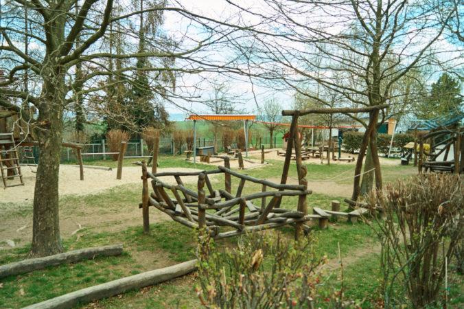 Spielplatz in Pennrich