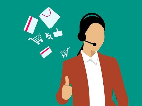Kommunikationstalente sind im Callcenter gesucht! //foto: mohamed_hassan / pixabay