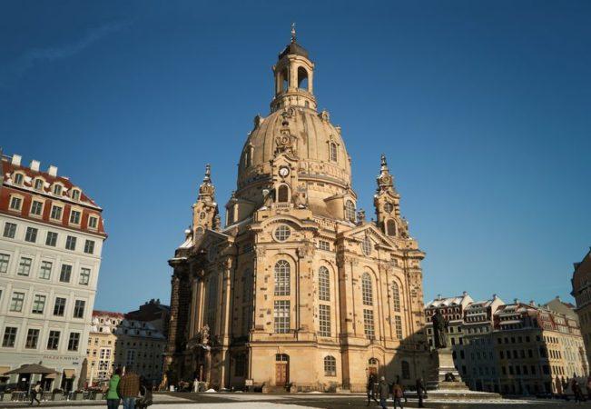 Die Frauenkirche – Das Wahrzeichen Dresdens