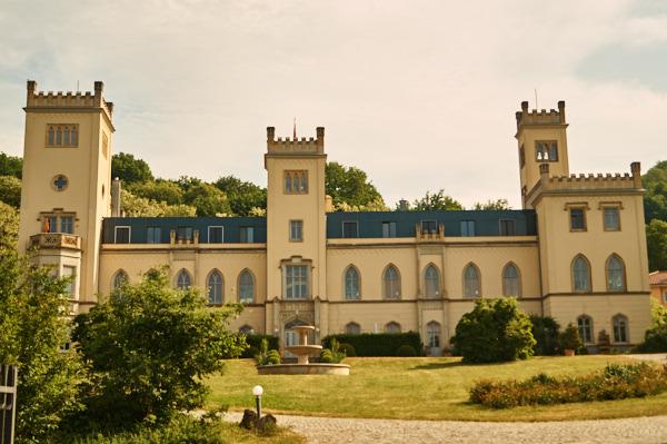 Keppschloss in Stadtteil Dresden Hosterwitz