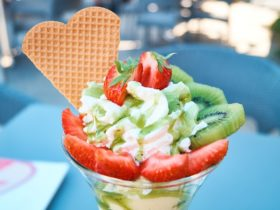 Top 5 Eiscafés in Dresden