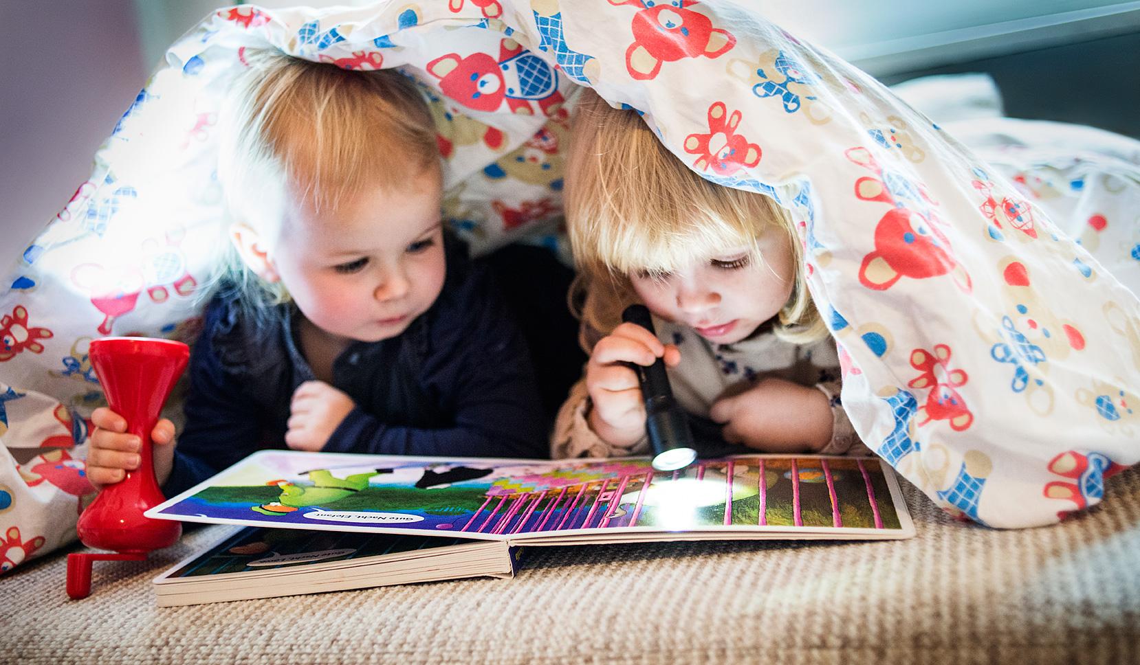 Nachweislich fördert (Vor)Lesen die Fantasie, Konzentration und Geduld von Kindern | Bild: presse/Librileo