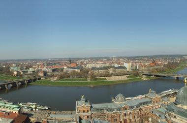 Dresden von oben – 10 Aussichtspunkte in Dresden